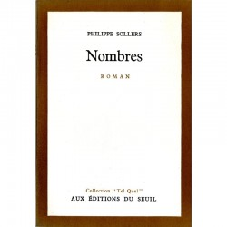 Philippe Sollers, Nombres, 1968