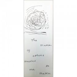 """couverture de la Revue """"Instead"""" Roberto Matta"""