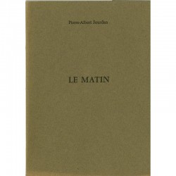 Pierre-Albert Jourdan, Le Matin, 1976