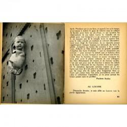 Anthologie de la Poésie Naturelle, 8 photographies de Brassaï