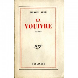 couverture Marcel Aymé, La Vouivre