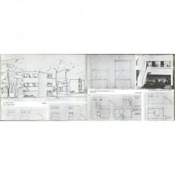 Double page du volume 2 de Le Corbusier et Pessac, 1914-1928