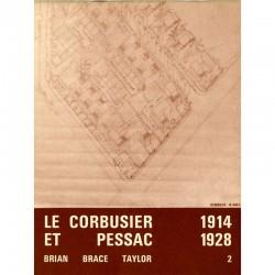 Le volume 2 de Le Corbusier et Pessac, 1914-1928