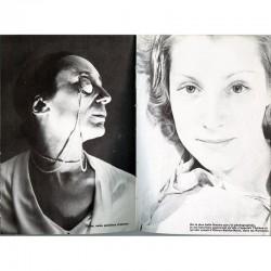 Intérieur de l'autobiographie d'Erwin Blumenfeld, Jadis et Daguerre
