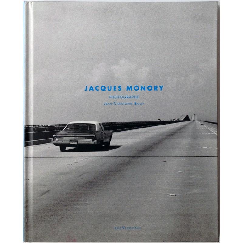 Couverture du livre de Jacques Monory, Photographe