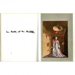 """collage de Jacques Prévert """"Imaginaires"""", Les sentiers de la création n°9, Skira"""