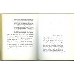 """texte d'André Pieyre de Mandiargues, """"Bona, l'amour et la peinture"""", Skira"""