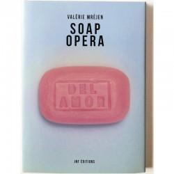 """Couverture du livre de Valérie Mréjen """"Soap Opera"""" 2014"""