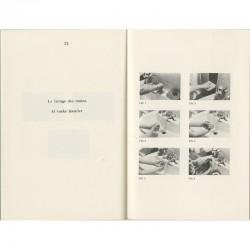 """Une double le page du livre  """"20 règles et techniques utilisées en 1972 par un enfant de 9 ans"""""""