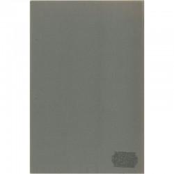 4e de couverture du livre, avec marque résiduelle d'une étiquette de prix