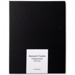 Le livre d'artiste sous coffret de Bernard Plossu, Autoportraits