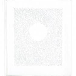 Couverture rehaussée à la pointe d'argent par Marc Couturier
