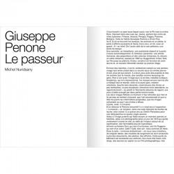 Introduction de Michel Nuridsany pour le livre de Giuseppe Penone