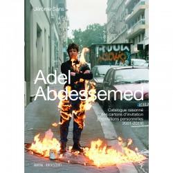 Couverture du catalogue raisonné d'Adel Abdessemed