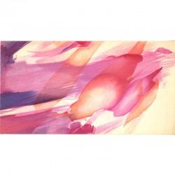 """Carton d'invitation de l'exposition """"Peintures"""" de Bazaine, galerie Maeght en 1975"""