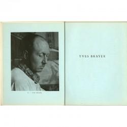 Page de titre du livre sur Yves Brayer aux éditions Les Gémeaux