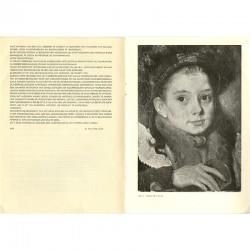 l'un des trois textes de Bart Van der Leck, dans son catalogue du Stedelijk Museum
