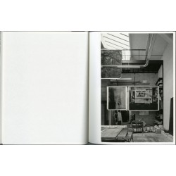 """Intérieur du livre """"Gérard Traquandi. Photographe"""""""