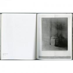 "Doublepage du livre ""Gérard Traquandi. Photographe"""