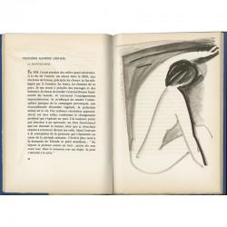 Catalogue Borès avec un texte de Jacques Lassaigne, propos de l'artiste recueillis par J.-J. Marchand