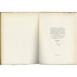 exemplaire Hors Commerce du catalogue sur les peintures de Bazaine, Estève et Lapicque