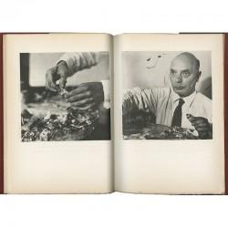 Portraits de Lanskoy par André Ostier en noir et blanc imprimés par Mourlot