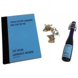 Lawrence Weiner, Luc Vezin, Trois petits canards, une eau de vie
