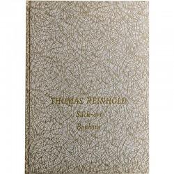 """Couverture de """"Such-Art bonbons"""", livre d'artiste de Thomas Reinhold"""