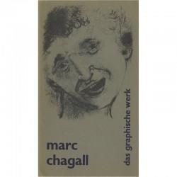 catalogue de l'exposition sur le travail graphique de Chagall à la Kunsthalle Basel