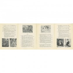 Galerie Gérald Cramer, Genève, 1958, exposition dédiée aux gravures de Marc Chagall