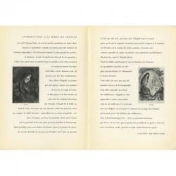Texte de Gaston Bachelard, Chagall, La Bible, Lithographies 1956-1960