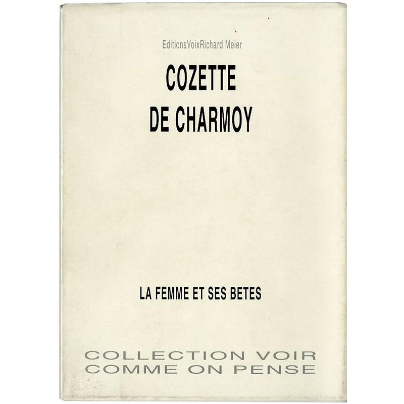Cozette de Charmoy, La femme et ses bêtes, couverture