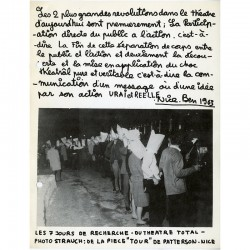 """Tout n°13A"" revue/livre d'artiste de Ben Vautier"