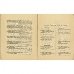 préface de Jacques-Emile Blanche sur Vaslav Nijinski, 1934