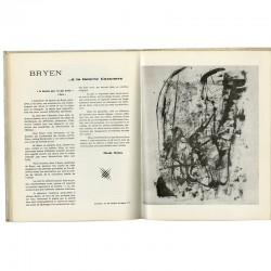 Article sur Camille Bryen dans la revue Art-Témoin, 1961