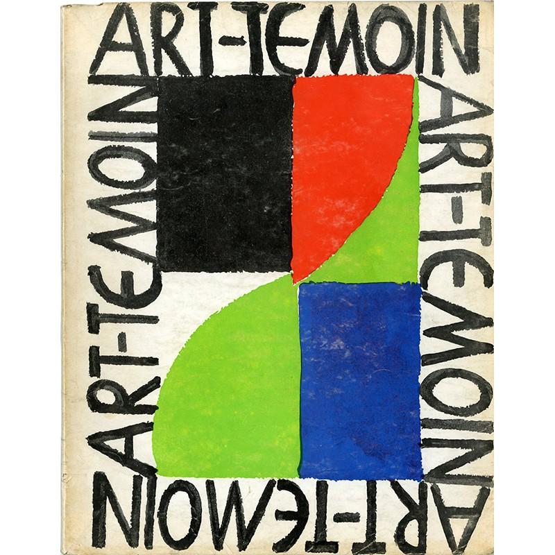 couverture de Sonia Delaunay pour Art-Témoin n°1