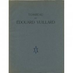 """Exemplaire de collaborateur du """"Tombeau de Édouard Vuillard"""" 1944"""