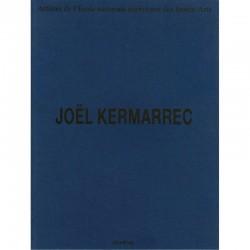 Catalogue de l'exposition Joël Kermarrec à l'école des Beaux-arts de Paris 1991
