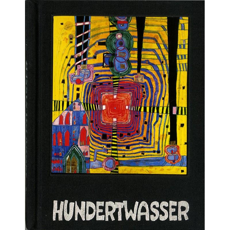 Hundertwasser, Le rêve de la couleur, catalogue d'une exposition à Marseille