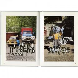 exemples de posters design de Mathias Augustyniak & Michaël Amzalag