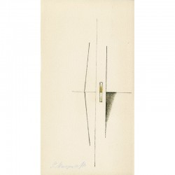 Paul Mansouroff, lithographies signée, éditée par Daniel Gervis