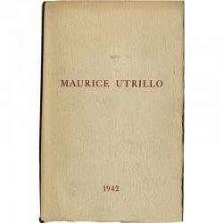 Exposition d'œuvres récentes de Maurice Utrillo à la Galerie O. Petridès, Paris, 1942