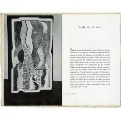 Préface de René de Solier dans le catalogue de l'exposition de Roger Vieillard, Galerie Coard