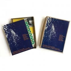 Catalogue des expositions itinérante des 7 peintres trans-avant-garde italiens à :