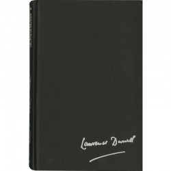 Couverture de Lawrence Durrell, The Black Book, 1973