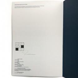 un des 20 exemplaires en tirage de tête, tous différents, numérotés et signés par Stephen Dean
