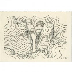 carte de vœux de Gérard Singer
