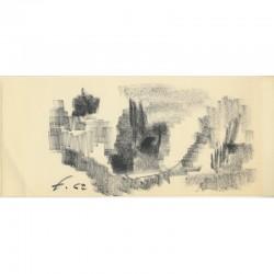Carte de vœux de Farneze pour l'année 1962