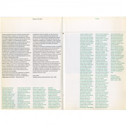 textes d'Ad Petersen, Jan van der Marck, Alain Jouffroy, Pierre Rouve, Otto Piene