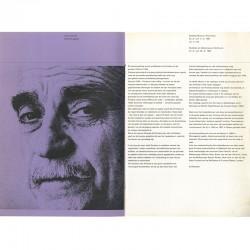 Lucio Fontana, exposition à Amsterdam et Eindhoven en 1967